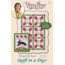 Quilt in a Day Quilt Pattern Magnolia Bud Eleanor Burns New Store Stock