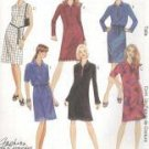 McCall's 3283 PLACKET FRONT COLLAR PATTERN misses assorted sizes new uncut