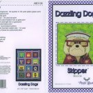 AMY BRADLEY DAZZLING DOGS QUILT KIT SKIPPER FABRIC FUSIBLE EMBELLISHMENTS MORE