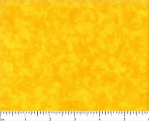 Half Yard Cotton Quilt Fabric BLENDER 0503 Dark Gold MOTTLED Tonal cotton new