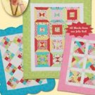 Eleanor Burns Quilt in a Day Signature Quilt Pattern Twice as Nice new stock