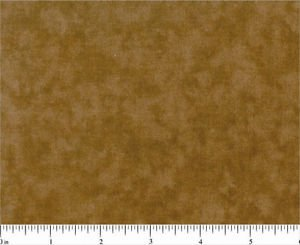 One Yard Cotton Quilt Fabric BLENDER 0704 Spice Brown MOTTLED Tonal cotton new