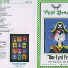 AMY BRADLEY Kitty City PETE Quilt Block Pattern only Applique