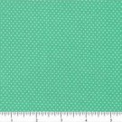 "MINI DOTS 100% COTTON FABRIC 44-45"" wide GREEN COLORWAY QTY & COLOR YOUR CHOICE"