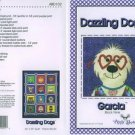 AMY BRADLEY DAZZLING DOGS GARCIA LATINO QUILT BLOCK pattern only applique