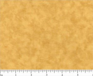 FIVE INCH SQUARES 2 DOZEN BLENDER 0708 Amber Gold MOTTLED SANTEE PRINT WORKS