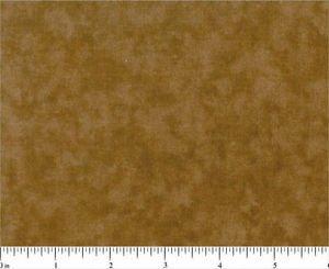 FIVE INCH SQUARES 2 DOZEN BLENDER 0704 Spice Brown MOTTLED SANTEE PRINT WORKS