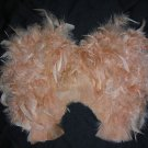 sizes 3 to 6 months - Colored Feather Baby Wings