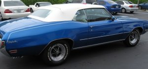 1972 Buick Skylark - Mint Condition! Gorgeous Collector's Car