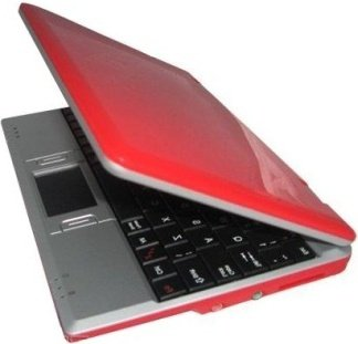 Brand New 7 inch Netbook with Google 2.2 or 4.0, RED color