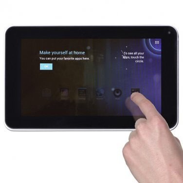 """M717G 1GHz 512MB 4GB 7"""" Capacitive Touchscreen Tablet Android 4.0"""
