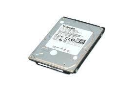 """Toshiba 500GB 2.5"""" 5400RPM/8MB Sata 3Gbs Internal Hard Drive, Model: MQ01ABD050 - Bare Drive"""