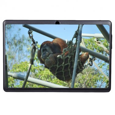 """MID 714D 1.2GHz 512MB 4GB 7"""" Capacitive Touchscreen Tablet"""