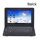 10'' Android 4.1 OS DDR3 4GB WIFI Camera Laptop Notebook Mini Netbook 1.25GHz