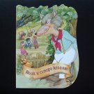 THE WOLF AND THE SEVEN LITTLE GOATS RUSSIAN LANGUAGE CHILDRENS CLASSIC STORY BOOK