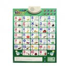 ELECTRONIC RUSSIAN LANGUAGE TALKING ALPHABET LETTERS LEARNING GAME