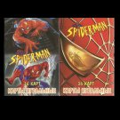 SPIDERMAN RUSSIAN LANGUAGE CHILDRENS PACK OF PLAYING CARDS