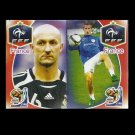 FRANCE FOOTBALL TEAM FIFA WORLD CUP 2010 RUSSIAN PLAYING CARDS