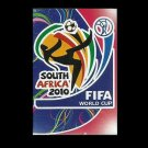 SOUTH AFRICA FIFA PLAYERS OF WORLD CUP 2010 RUSSIAN PLAYING CARDS