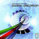 PSIONIC DISTORTION SUPERB AUSTRALIAN PSY-TRANCE CD