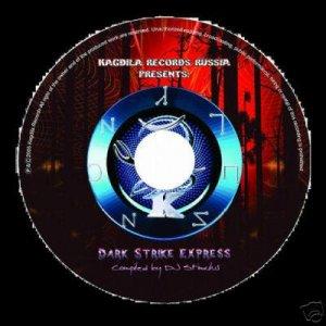 DARK STRIKE EXPRESS KAGDILA STIMULUS RUSSIAN TRANCE CD