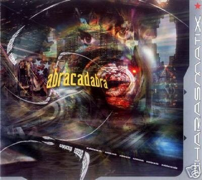 CHARASMATIX ABRACADABRA SUPERB GREEK DARK PSY-TRANCE CD