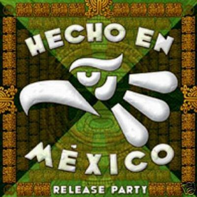 HECHO EN MEXICO DJ ARTURO MEXICAN PSY-TRANCE CD IMPORT