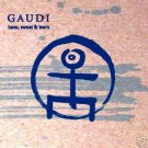 GAUDI BASS SWEAT & TEARS DOWNTEMPO AMBIENT OOP CD