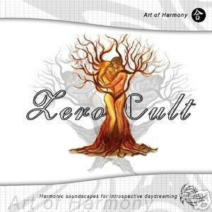 ZERO CULT ART OF HARMONY RARE DOWNTEMPO AMBIENT CD