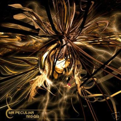 MR PECULIAR MIND-DALA SONIC DRAGON RARE PSY-TRANCE CD