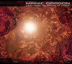 LIGHT FROM THE DEPTHS OF CHAOS HONG KONG PSY-TRANCE CD