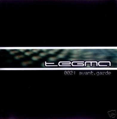 TEGMA AVANT GARDE PROGRESSIVE PSY-TRANCE GREEK CD