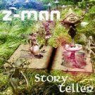 Z-MAN THE STORYTELLER SWEDISH PSY-TRANCE CD