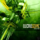 ELECTROSCOPIC SUPERB SWEDEN CD PSY-TRANCE IMPORT