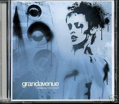 GRAND AVENUE KALIMAX TICON SON KITE SWEDISH TRANCE CD