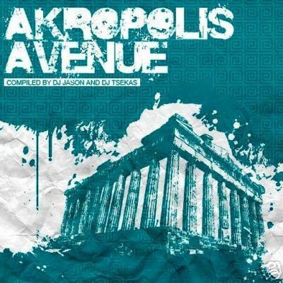 AKROPOLIS AVENUE GAUDIUM JAIA TEGMA DUCA PARRKET CD