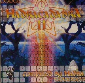 HADRACADABRA 2 BARAK SHOTU ATOMIC PULSE PSY-TRANCE CD