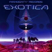 EXOTICA POLARIS INNER ACTION ELEC 3 TRIPTYCH TRANCE CD