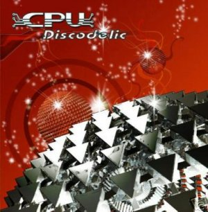 CPU CENTRAL PROCESSING UNIT DISCODELIC RARE TRANCE CD