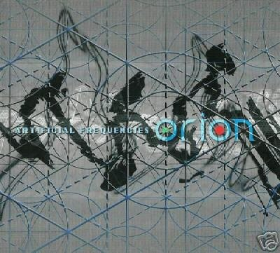 ORION ARTIFICIAL FREQUENCIES RARE FRENCH PSY-TRANCE CD