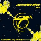 ACCELERATOR 3 THREE TRANAN MANMADEMAN TRIPTYCH OOP CD