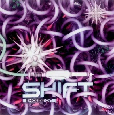 SHIFT EXCESSION CHRIS HOY PORTUGUESE PSY-TRANCE CD