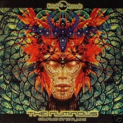 THE NUMINOUS DJ P MAC PORTUGAL ACID PSY-TRANCE CD