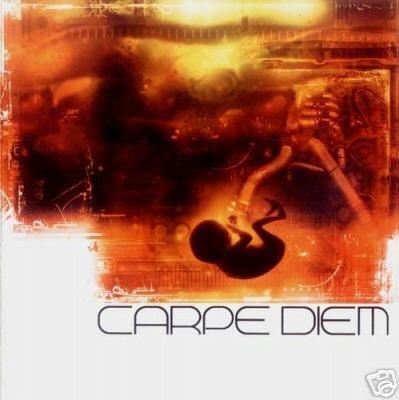 CARPE DIEM RARE ITALIAN PSY-TRANCE 2004 CD IMPORT