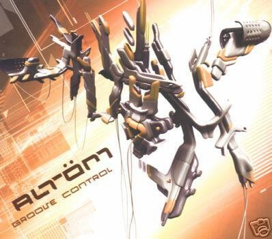 ALTOM GROOVE CONTROL ITALIAN PSY-TRANCE CD IMPORT