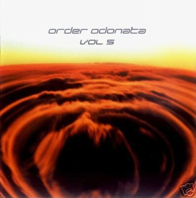 ORDER ODONATA FIVE 5 TICON 12 MOONS AVATAR NEPTUNE CD
