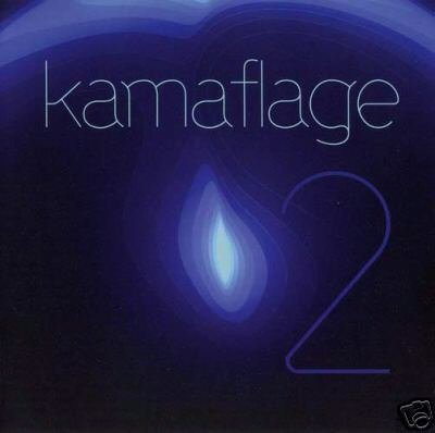 KAMAFLAGE TWO 2 DUB TREES TRIPLE X GREEN OMS FILUR CD