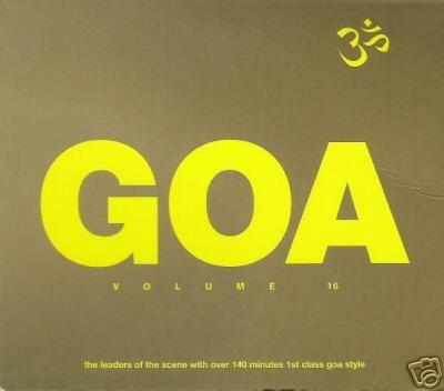 GOA TRANCE 16 SIXTEEN ALION DRUGON YOTOPIA MFG SIGMA CD
