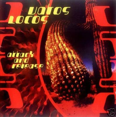 VATAS LOCOS ATTACK AND RELEASE SUPERB PSY-TRANCE CD