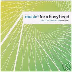MATT COLDRICK MUSIC FOR A BUSY HEAD ABSOLUTE AMBIENT CD